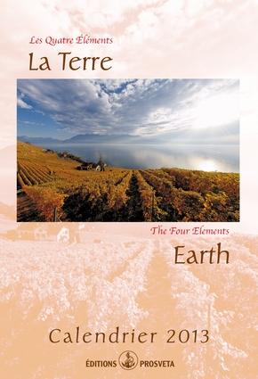 Calendar 2013: « The Four Elements - Earth »
