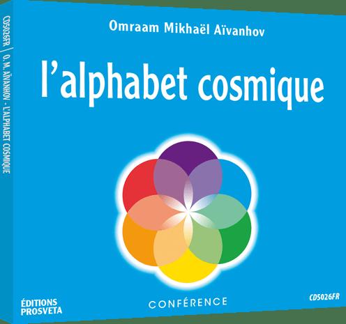CD - L'alphabet cosmique