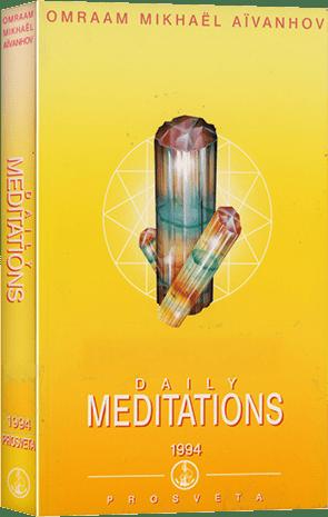 Daily meditations 1994